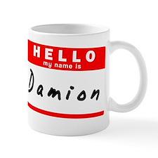 Damion Small Mug