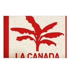 la-canada-flag-T Postcards (Package of 8)