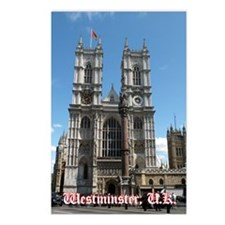 Westminster mag Postcards (Package of 8)
