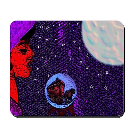 fortune teller Mousepad