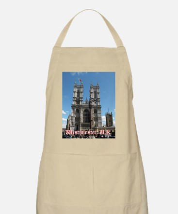 Westminster notes Apron