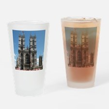 Westminster notes Drinking Glass