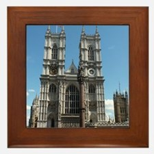 Westminster notes Framed Tile