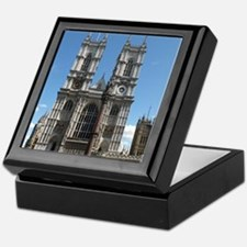 Westminster notes Keepsake Box