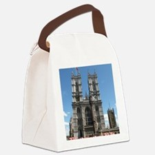 Westminster notes Canvas Lunch Bag