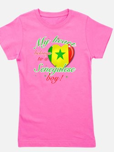 senegalese Girl's Tee
