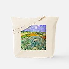 iPadS VG Auvers Plain Tote Bag