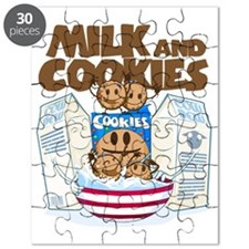 Milk_and_cookies Puzzle