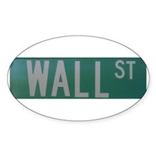 Wall Street Decal