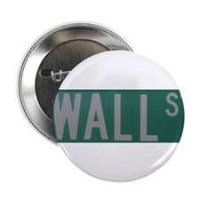 "Wall Street 2.25"" Button"