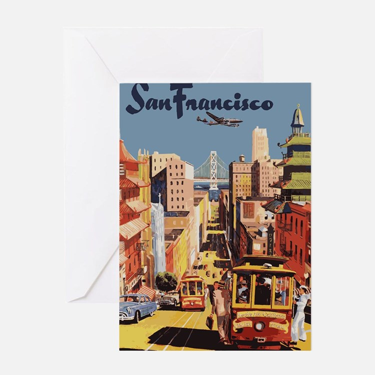 sanfranciscoOriginal1postcard.gif Greeting Card