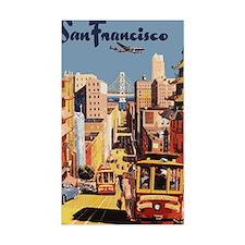 sanfranciscoOriginal1postcard. Decal