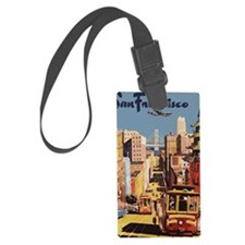 sanfranciscoOriginal1postcard.gi Luggage Tag