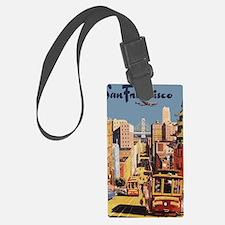 sanfranciscoOriginal1postcard.gi Luggage Tag