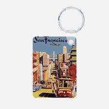 sanfranciscoOriginal1postc Keychains
