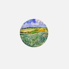NC VG Plain Mini Button