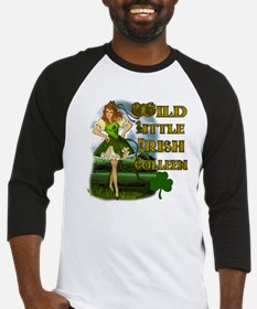 WILD-LITTLE-IRISH-COLLEEN Baseball Jersey