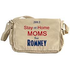 Romney Moms Messenger Bag
