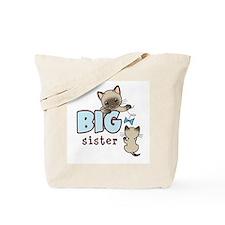 Big Sister (Kitty) Tote Bag