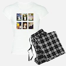 T-MPDog-2 Comp-Maltese Pajamas