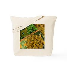 CELTIC-KNOTWORK-IRISH-shower_curtain Tote Bag