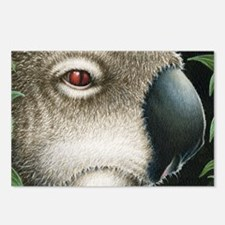 Koala Side (Coin Purse) Postcards (Package of 8)