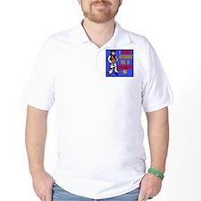 STILL-WANNA-BE-A-COWBOY-hower_curtain T-Shirt