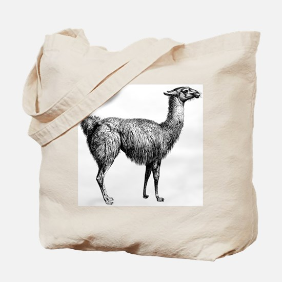 IIama Tote Bag