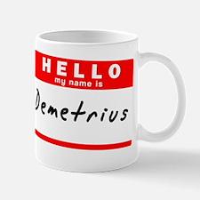 Demetrius Mug