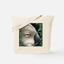Koala Side (low res) Blanket Tote Bag