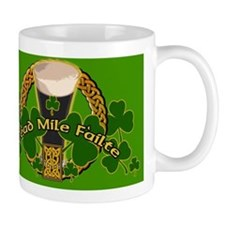 100-THOUSAND-WELCOMES-IRISH-GAELIC-MOUS Mug