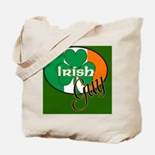IRISH-GUY-MOUSEPAD Tote Bag