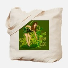 WILD-IRISH-ROSE-MOUSEPAD Tote Bag