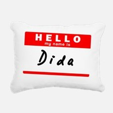 Dida Rectangular Canvas Pillow