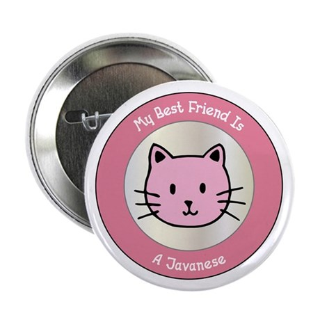 "Friend Javanese 2.25"" Button (100 pack)"