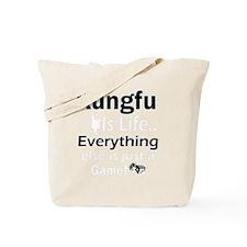 kungfu1 Tote Bag