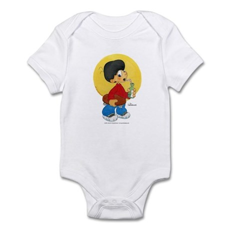 Skater Boy Infant Bodysuit