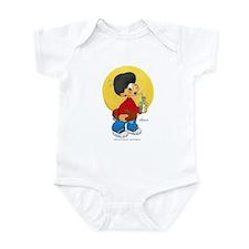 Skater Boy Infant Bodysuit