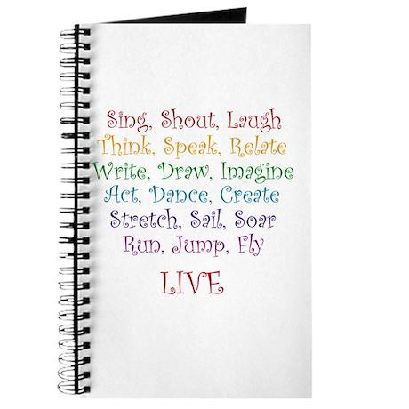 Live ! Journal