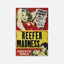 ReeferMadness_01lrg Rectangle Magnet