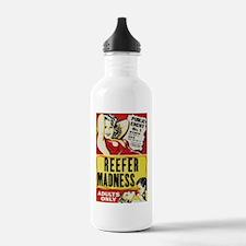 ReeferMadness_01lrg Water Bottle