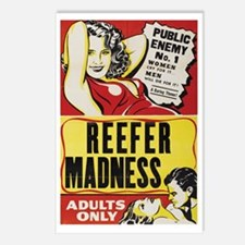 ReeferMadness_01lrg Postcards (Package of 8)
