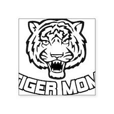 """Tiger mom Square Sticker 3"""" x 3"""""""