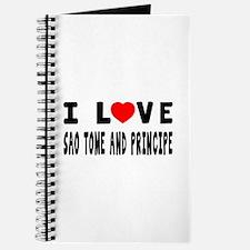 I Love Sao Time And Principe Journal