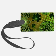 IRISH-CELTIC-LAPTOP- Luggage Tag