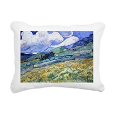 Laptop VG St Remy Rectangular Canvas Pillow