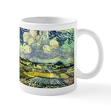 Van Gogh Auviers Mugs