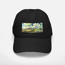 Van Gogh Auviers Baseball Hat