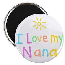 I Love My Nana! Magnet