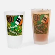 EMERAL-MEMORIES-IRISH-PILLOW Drinking Glass